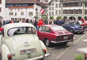 Classic Drivers Event Thun